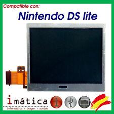 PANTALLA PARA NINTENDO DS LITE LCD INFERIOR DEBAJO ABAJO DISPLAY IMAGEN NDSL