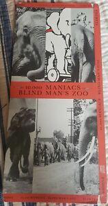 10,000 Maniacs Blind Man's Zoo Original CD Longbox RARE OOP Natalie Merchant