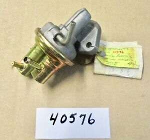 New vintage Airtex 1408,40576 fuel pump 1989 Suzuki Sidekick 4 cylinder 1.3L