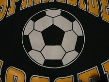 Spring Side Soccer Team League Champion Green T Shirt Fast Free Shipping size Xl