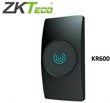 ZKTeco KR600 RFID ID Reader 125KHz Wiegand26 For Access Control water protection