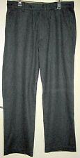 BANANA REPUBLIC -  WOOL & NYLON  MEN'S  35/32 GRAY PANTS