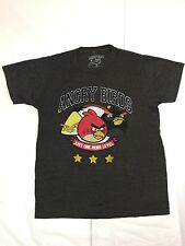 ANGRY BIRDS Just One More Level T-Shirt Men's Size Medium Video Game
