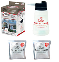 Fuller Brush Full Crystal Exterior Cleaner Bottle 8 oz Powder As Seen On TV NEW