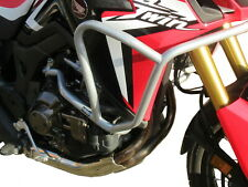 Paramotore Crash Bars HEED Honda CRF 1000 Africa Twin DCT Basic argento
