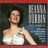 (A)  Deanna Durbin - Ave Maria (1999)  CD ALBUM Excellent Condition