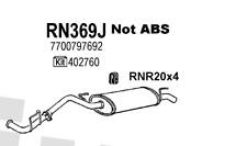 RN369J RENAULT Clio 1.2i, 1.4i (further details in desc)