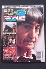 Dr Doctor Who Monthly Comic Magazine Issue 161 - Jun 1990