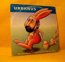 Cardsleeve single CD Urbanus De Paashaas 2TR 1995 Pop Novelty