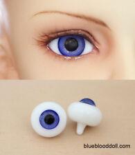 18mm bjd glass doll eyes navy blue color dollfie iplehouse luts #ET-05 ship US