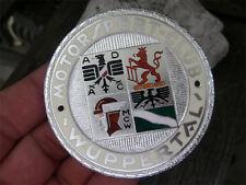 ADAC-Motor Sport club Wuppertal-VECCHIA PLACCA BADGE vorkrieg emblema Oldtimer