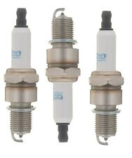 Set Of 3 Spark Plugs AcDelco For Pontiac Firefly Chevrolet Sprint 1.0L L3