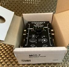 Whirlwind Connect Mct-7 Multiple Cable Tester - New
