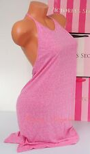 VS VICTORIA'S SECRET Cover-Up Laced-up Halter Dress Open Back S Small Lilac NWT