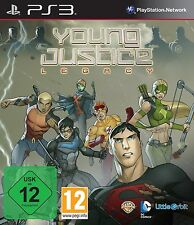 YOUNG JUSTICE   LEGACY               -----   pour PS3