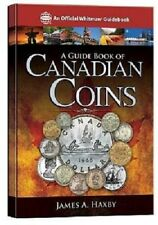 A Guide Book of Canadian Coins and Tokens By James Haxby Collector Gift 1st Ed.