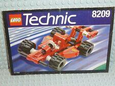LEGO® Technic Bauanleitung 8209  Future F1 instruction BA ungelocht
