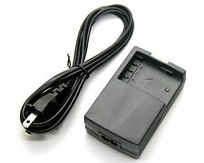 Battery Charger for CB-2LTE Canon ZR100 ZR200 ZR300 ZR400 ZR500 ZR600 ZR700 New