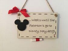 Personalised Disney Countdown