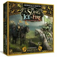 A Song of Ice and Fire TMG - Baratheon Starter Set Tabletop Gaming Strategy Game