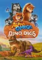 ALPHA & OMEGA - DINO DIGS (BILINGUAL) (DVD)