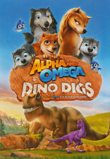 ALPHA & OMEGA - DINO DIGS (BILINGUAL) (DVD)