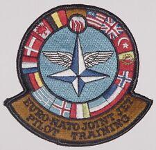 Aufnäher Patch EURO-NATO JOINT JET PILOT TRAINING .........A2467