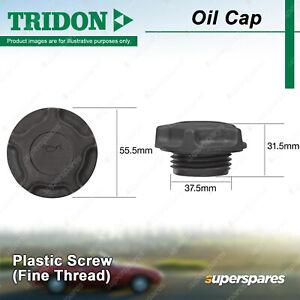 Tridon Oil Cap for Lexus GS450H GWS191R IS350 GSE21L RX350 GSU35R 3.5L