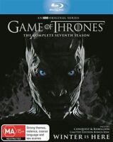 Game Of Thrones : Season 7 (Blu-ray, 2017, 4-Disc Set) BRAND NEW