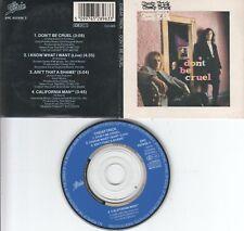 Cheap Trick  CD-SINGLE  DON'T BE CRUEL   (  3inch )