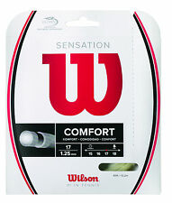 WILSON SENSATION 17 Stringing for new racquet purchase including installation