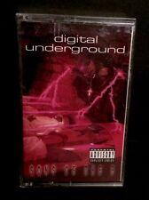 DIGITAL UNDERGROUND Sons Of The P Hip Hop Rap Cassette Tape Tommy Boy 1991
