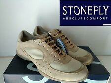 "STONEFLY"" BELLISSIMA SNEAKERS UOMO COL. BEIGE  N° 40 NUOVO"""