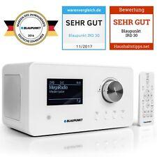 BLAUPUNKT Internetradio W-Lan Radio Digitalradio IRD 30 DAB+ WLAN MP3 AUX UKW