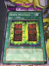 OCCASION Carte Yu Gi Oh BOITE MYSTIQUE SD6-FR030 1ère édition