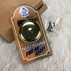 NEW Vintage Pabst Blue Ribbon Next Round PBR ME ASAP Boxing Bell Wall Mount