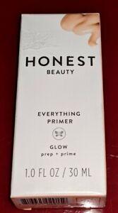Honest Beauty Everything Primer, Glow, 1.0 Fluid Ounce