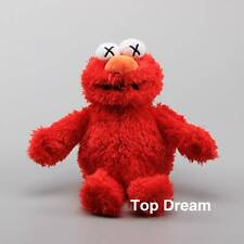 2019 X Eyes Elmo Plush Toy Sesame Street Stuffed Animal Doll 13'' Figure Teddy