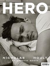 HERO FASHION Magazine #14 W/S 2015-16 Nicholas Hoult by Venetia Scott NEW