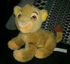 "~Vtg Disney Store Lion King Cub Baby Simba Plush Stuffed Animal Toy 8"" rare 2"