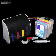 élégant CISS remplissable Cartouche d'ENCRE imprimante remplir pour hp10xl HP