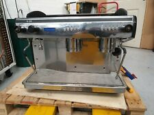 More details for expobar g10 2 group commercial coffee machine working