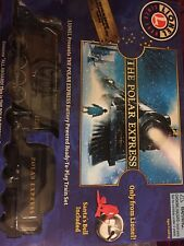 Lionel Trains The Polar Express Battery Powered Train Engine Ready to Play Set