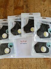 Cotton Face Mask Respirator Washable Reusable Masks men & woman + 2 Free Filter