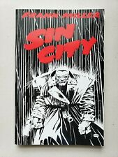 Sin City Tpb First Edition Frank Miller 1992 Dark Horse Great Condition