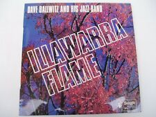 DAVE DALLWITZ Illawarra Flame - Swaggie Jazz 1976 - OZ LP
