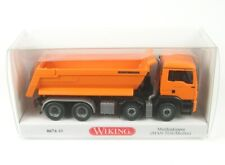Man Tgs - Meiller Dumper (Orange)