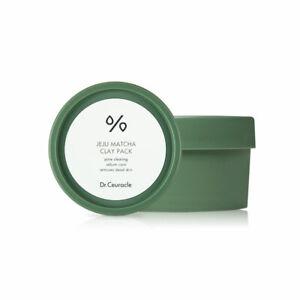 [Dr.Ceuracle] Jeju Matcha Clay Pack - 115g / Free Gift