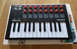 Arturia Minilab Mk2 Orange - Controller Midi