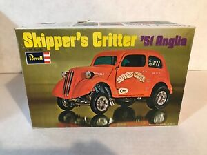 VINTAGE REVELL 1/25 SCALE SKIPPER'S CRITTER 1951 ANGLIA MODEL KIT